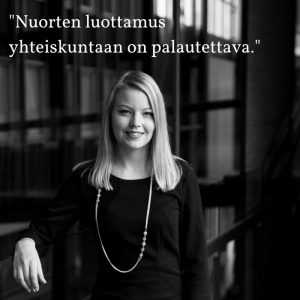 Janika Takatalo somekuva